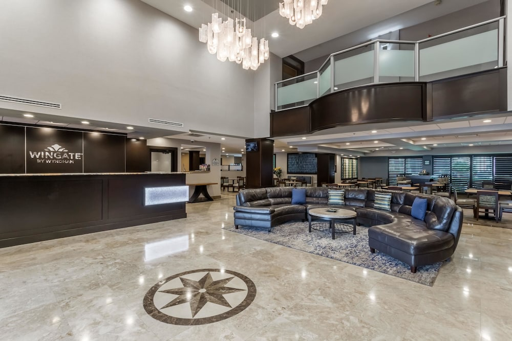 Lobby, Wingate by Wyndham Convention Ctr Closest Universal Orlando