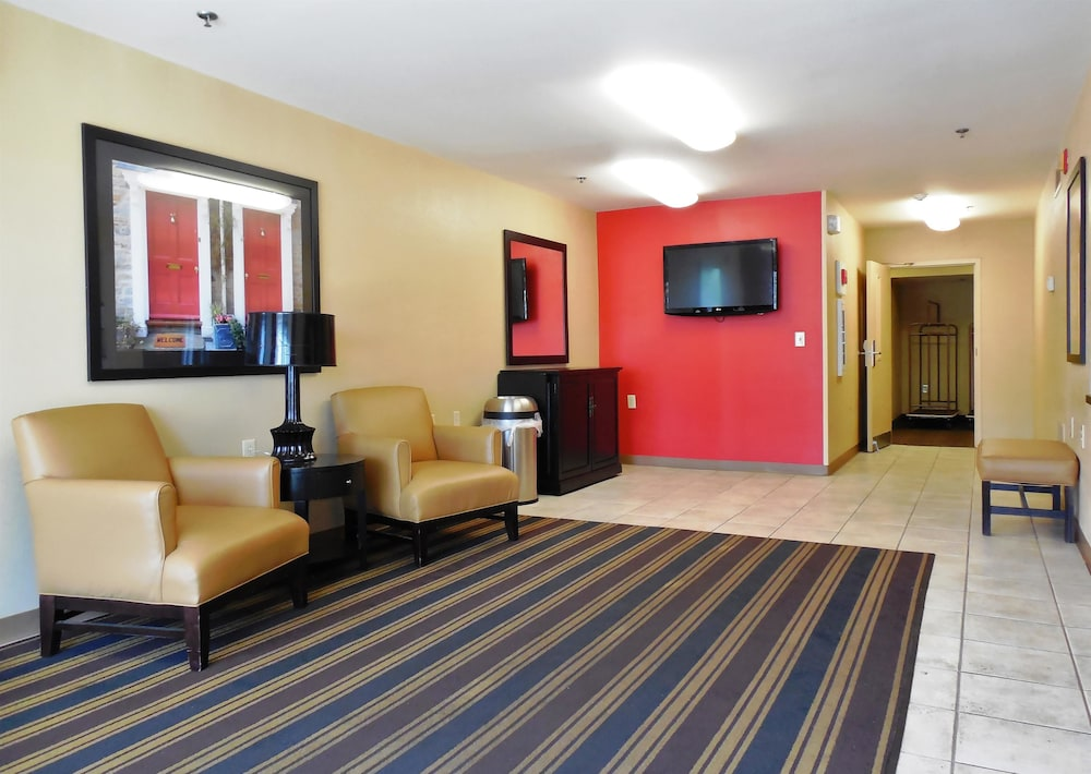 Lobby, Extended Stay America-West Palm Beach- Northpoint Corp Park