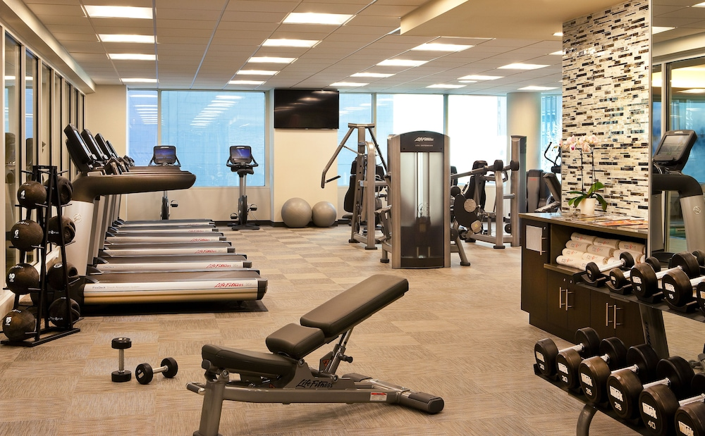 Fitness Facility, Hyatt Centric Chicago Magnificent Mile