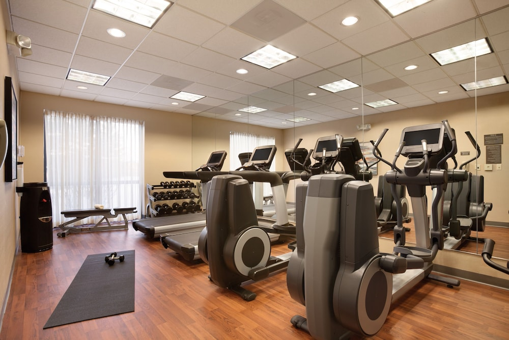 Fitness Facility, Hyatt Place Indianapolis Airport