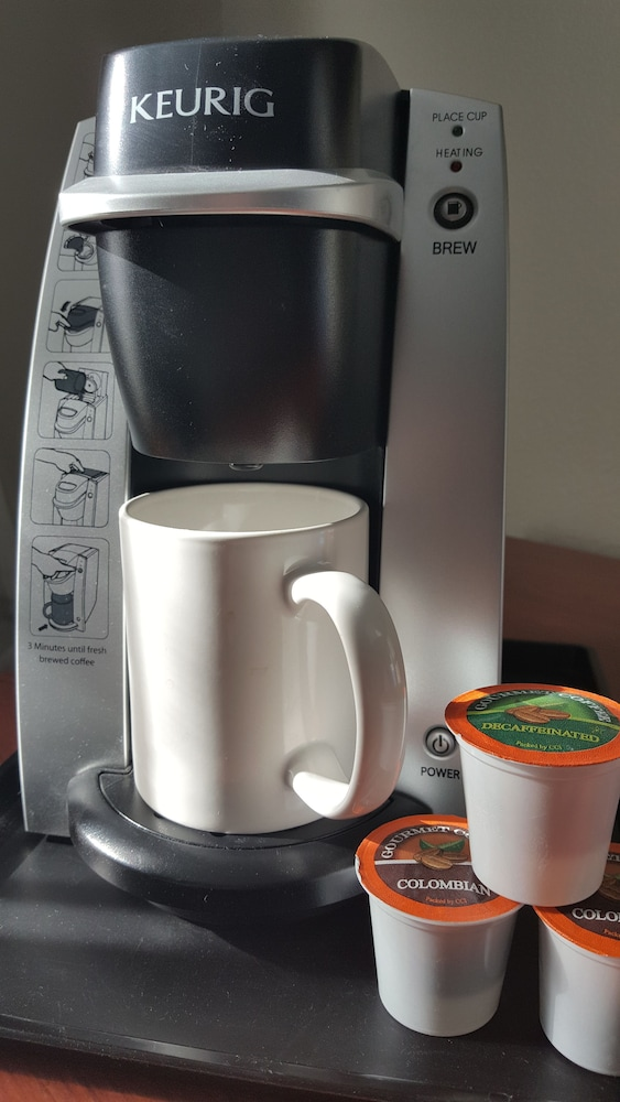 Coffee and/or Coffee Maker, 316 Hotel