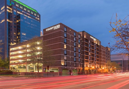 Check Expedia for Availability of Courtyard by Marriott Louisville Downtown
