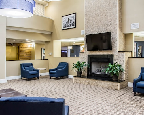 Check Expedia for Availability of Comfort Suites University - Research Park