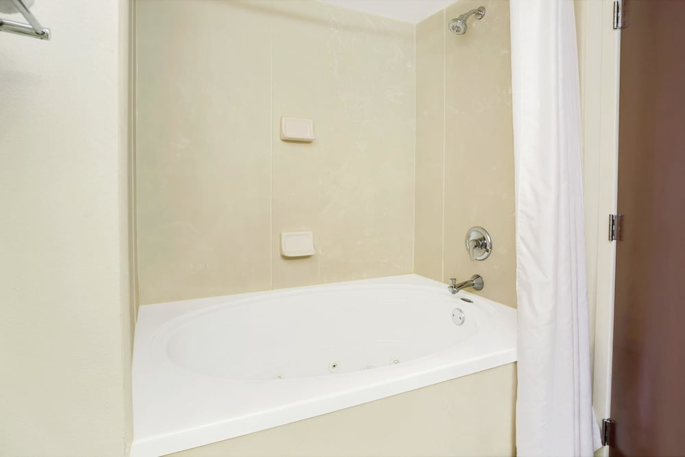 Bathroom, Wingate by Wyndham Raleigh Durham Airport RTP