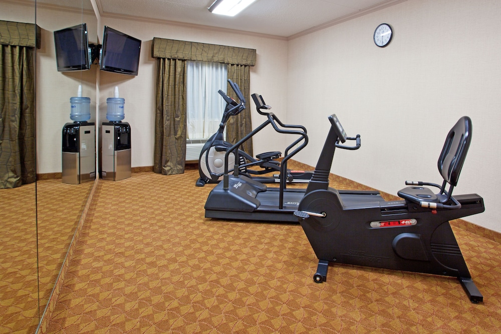 Fitness Facility, Holiday Inn Express Murrysville - Delmont, an IHG Hotel