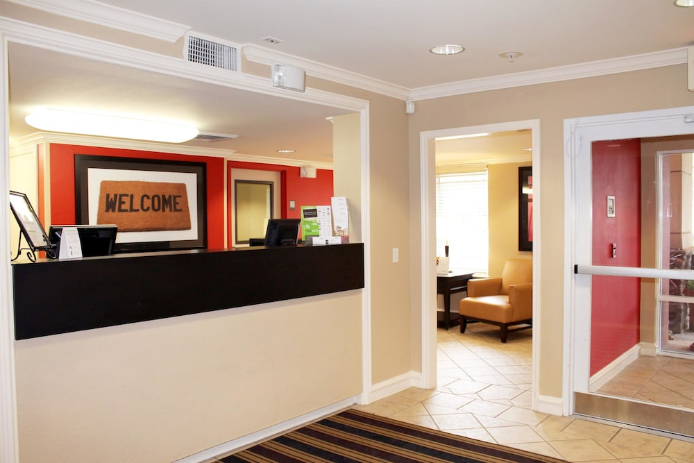 Lobby, Extended Stay America Houston - Galleria - Uptown