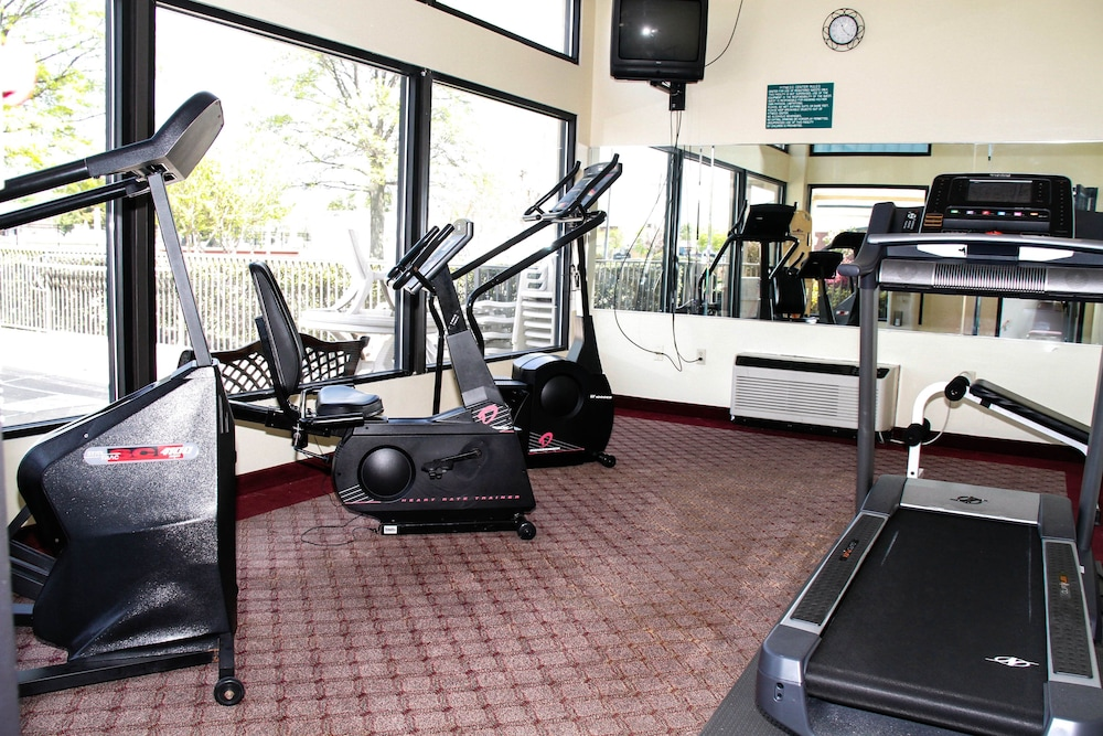 Fitness Facility, Quality Inn & Suites Olde Town