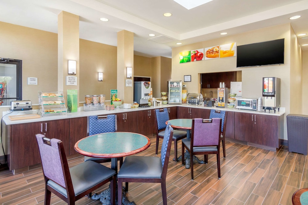 Breakfast Area, Quality Inn & Suites Olde Town