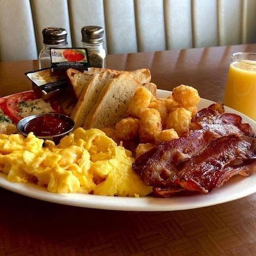 Breakfast Meal, Four Points by Sheraton Hotel & Suites Calgary West