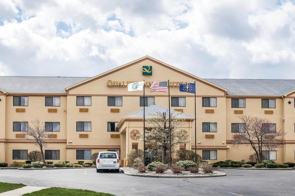 クオリティ イン スイーツ サウス ベンド quality inn suites south