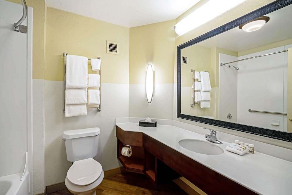 Bathroom, La Quinta Inn & Suites by Wyndham Memphis Primacy Parkway