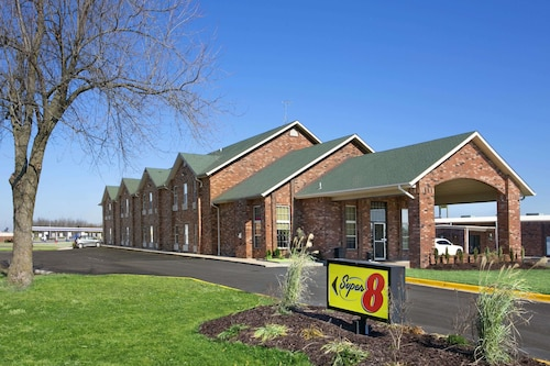 Super 8 by Wyndham Strafford/Springfield Area