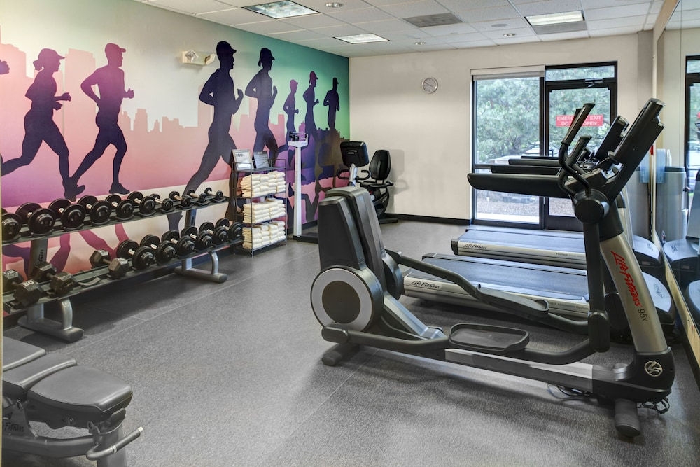 Fitness Facility, Hyatt Place Charlotte Airport/Tyvola Rd