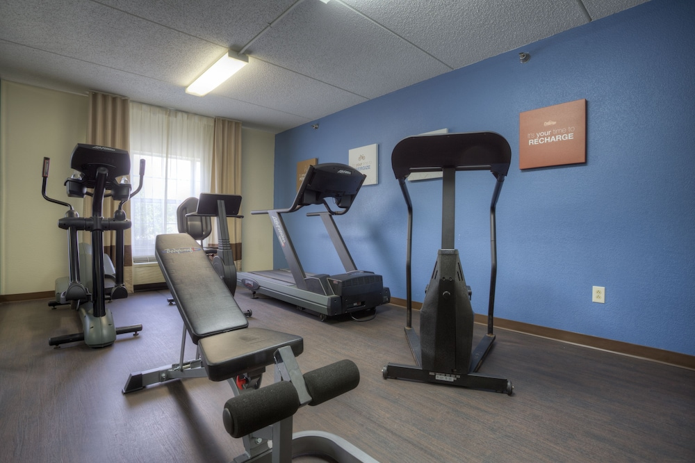 Fitness Facility, Comfort Suites Pineville - Ballantyne Area
