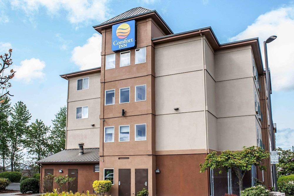 Exterior, Comfort Inn Federal Way - Seattle