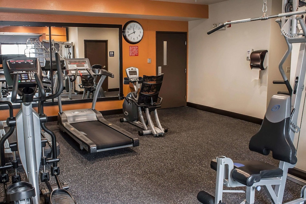 Fitness Facility, Comfort Inn Federal Way - Seattle