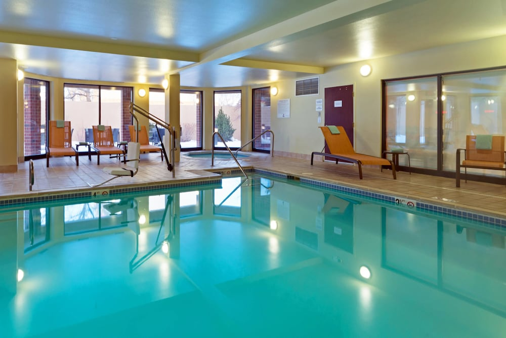 Indoor Pool, Courtyard by Marriott Denver Southwest-Lakewood