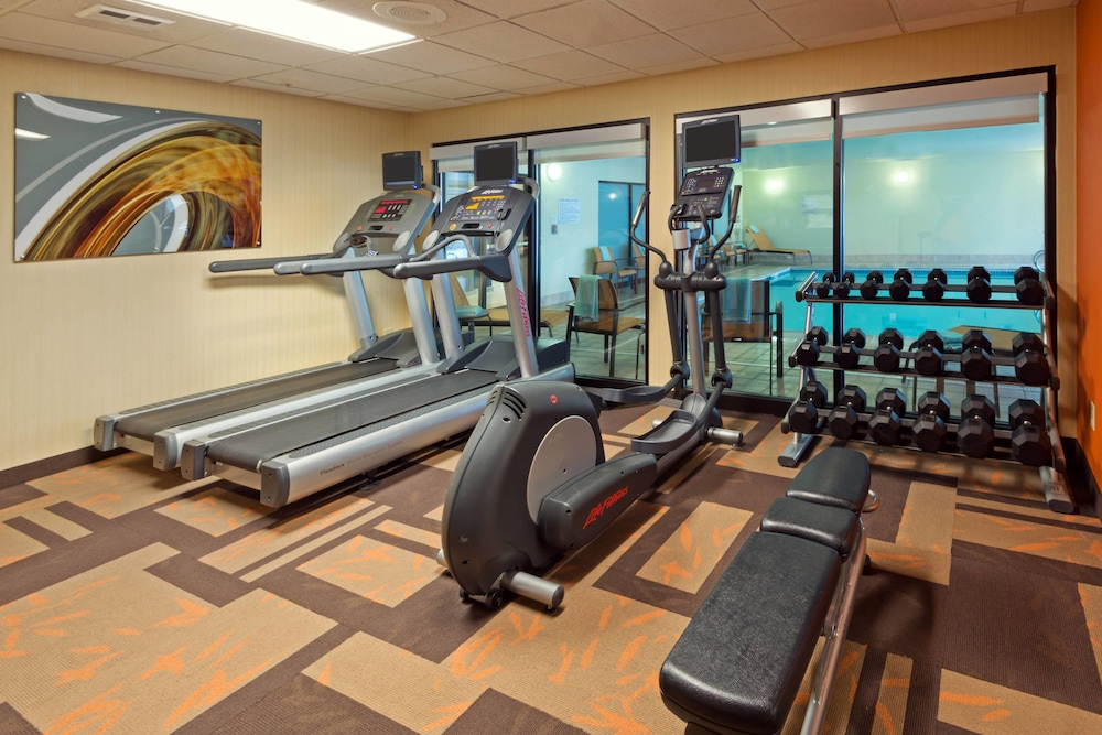 Gym, Courtyard by Marriott Denver Southwest-Lakewood