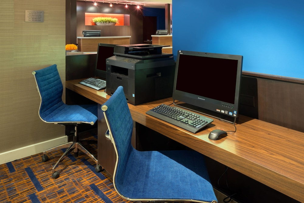 Business Center, Courtyard by Marriott Denver Southwest-Lakewood