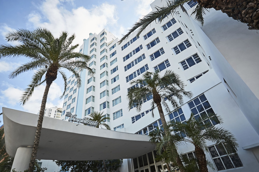 Exterior detail, The Confidante Miami Beach - in the Unbound Collection by Hyatt
