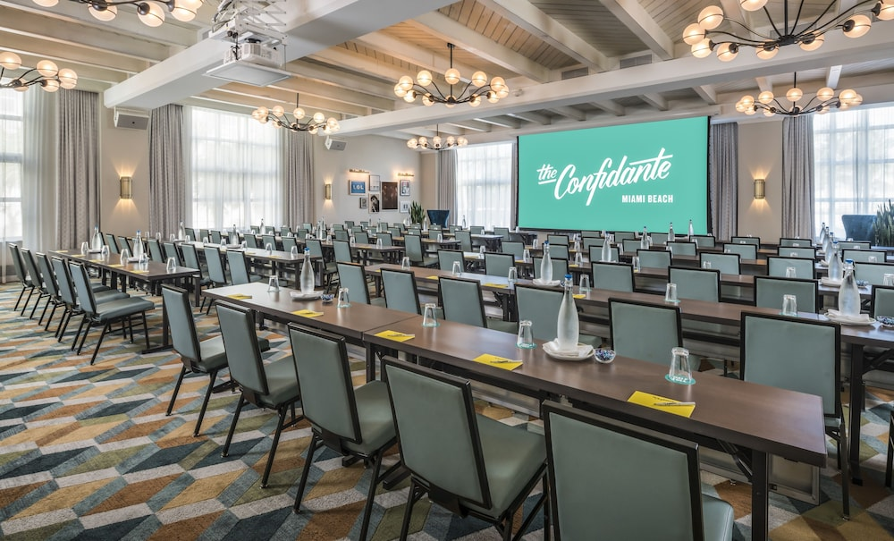 Meeting Facility, The Confidante Miami Beach - in the Unbound Collection by Hyatt