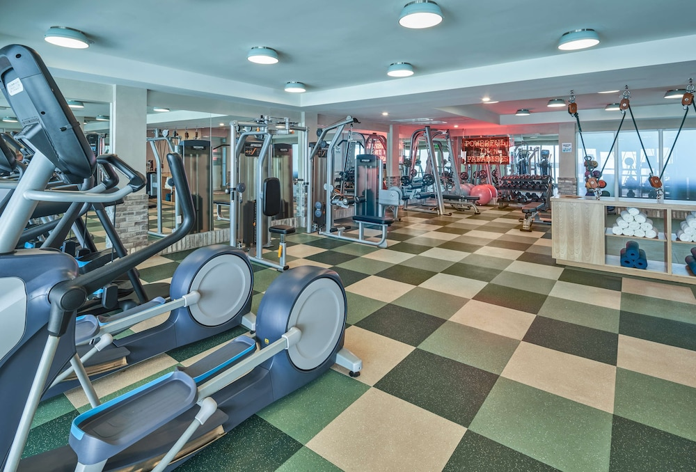 Fitness Facility, The Confidante Miami Beach, part of Hyatt