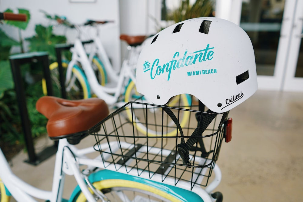 Bicycling, The Confidante Miami Beach - in the Unbound Collection by Hyatt