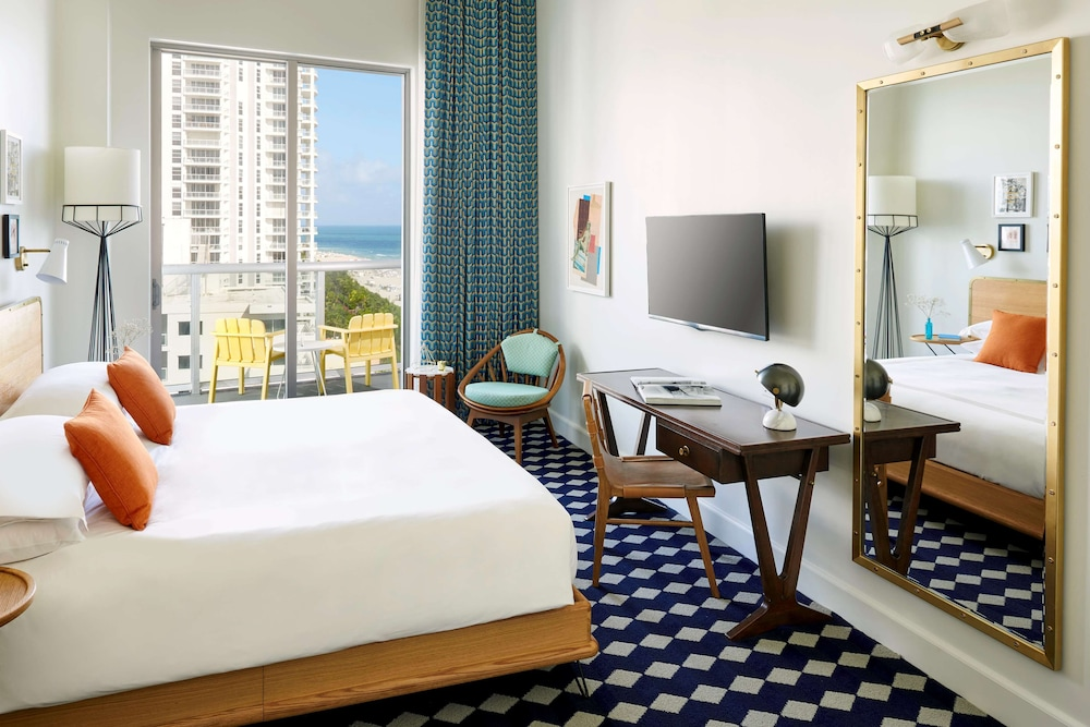 Room, The Confidante Miami Beach, part of Hyatt