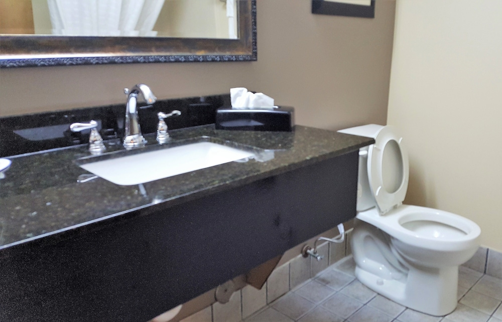 Bathroom Sink, Baymont by Wyndham Belleville Airport Area