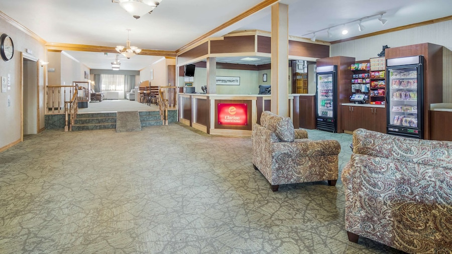 Clarion Hotel & Suites Fairbanks near Ft. Wainwright