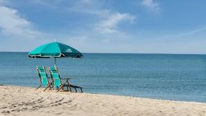 Private beach, sailing, kayaking, motor boating