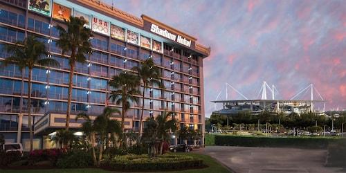Great Place to stay Stadium Hotel near Miami Gardens