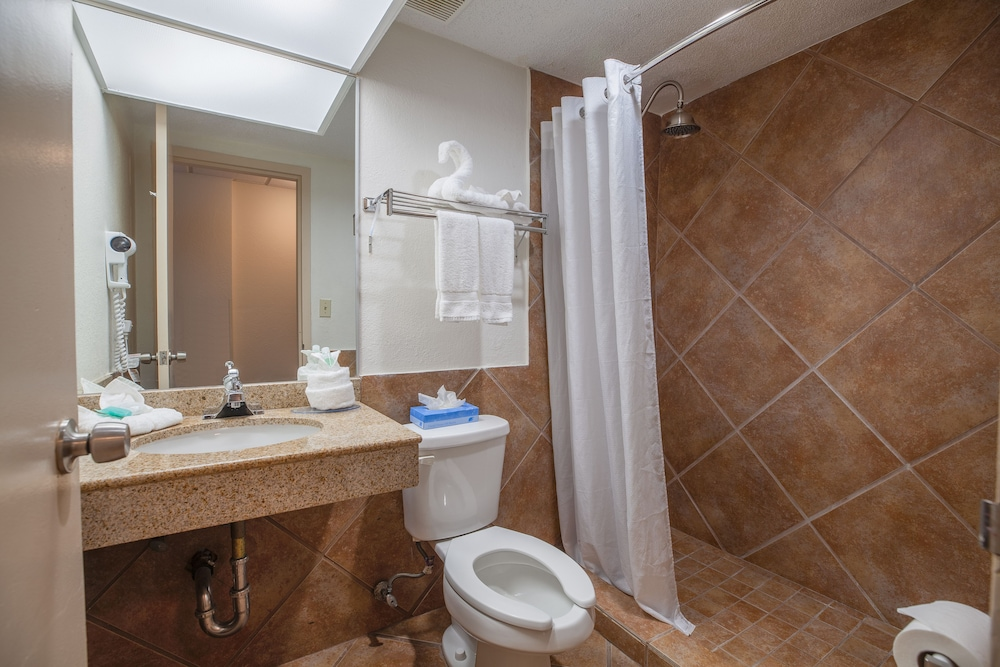 Bathroom, Stadium Hotel