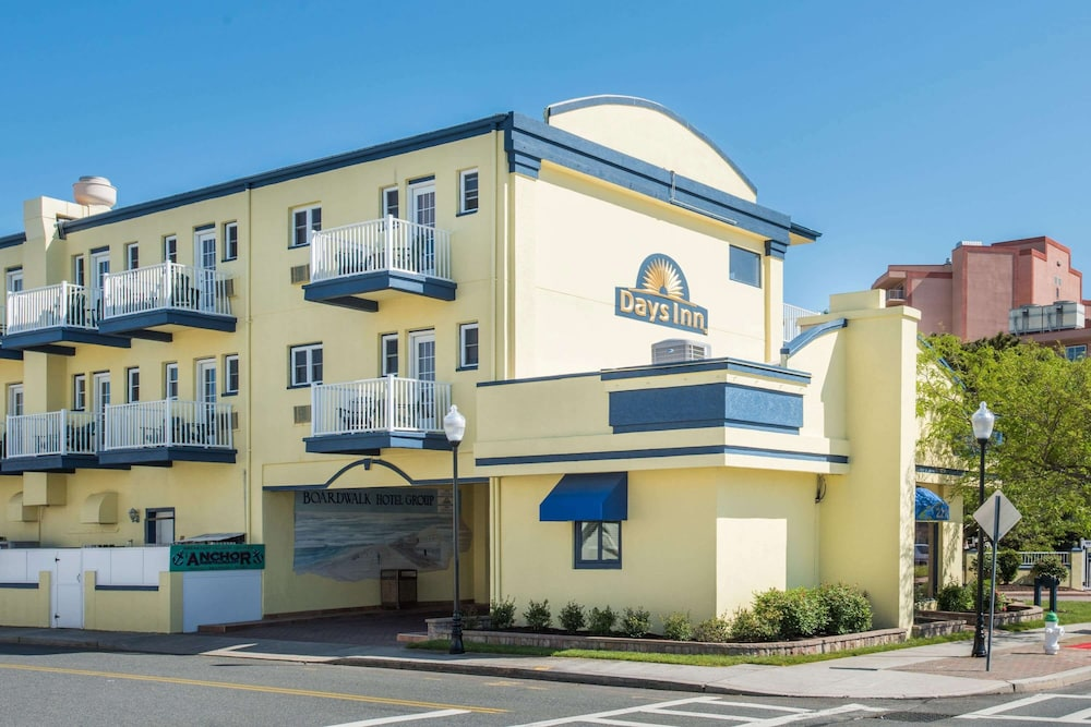 Exterior, Days Inn by Wyndham Ocean City Oceanfront