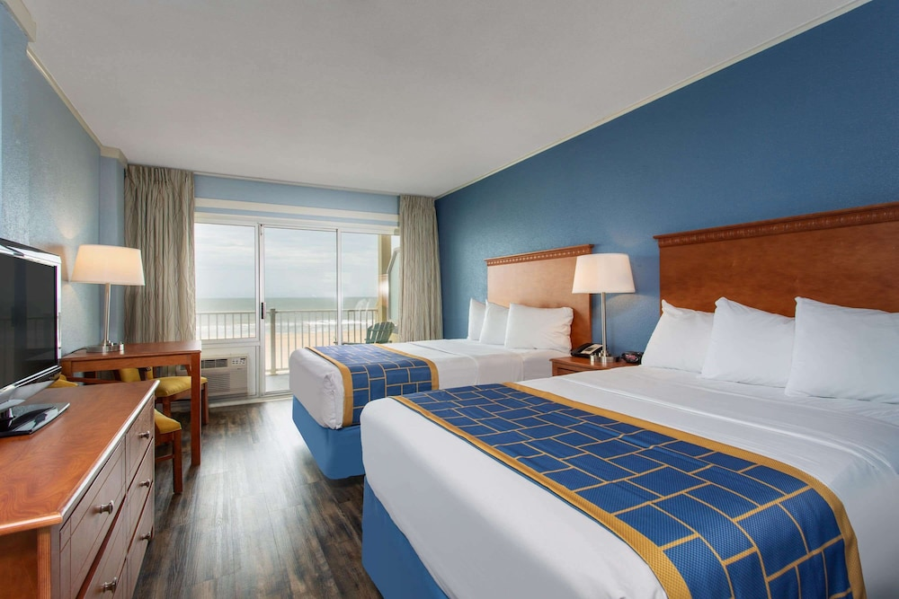 Room, Days Inn by Wyndham Ocean City Oceanfront