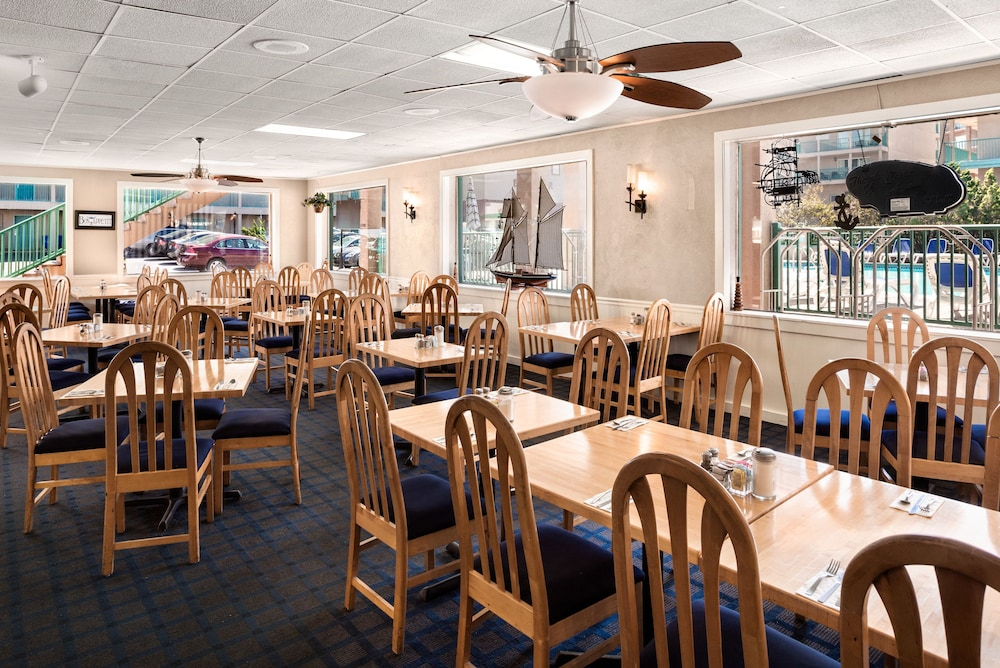 Restaurant, Days Inn by Wyndham Ocean City Oceanfront