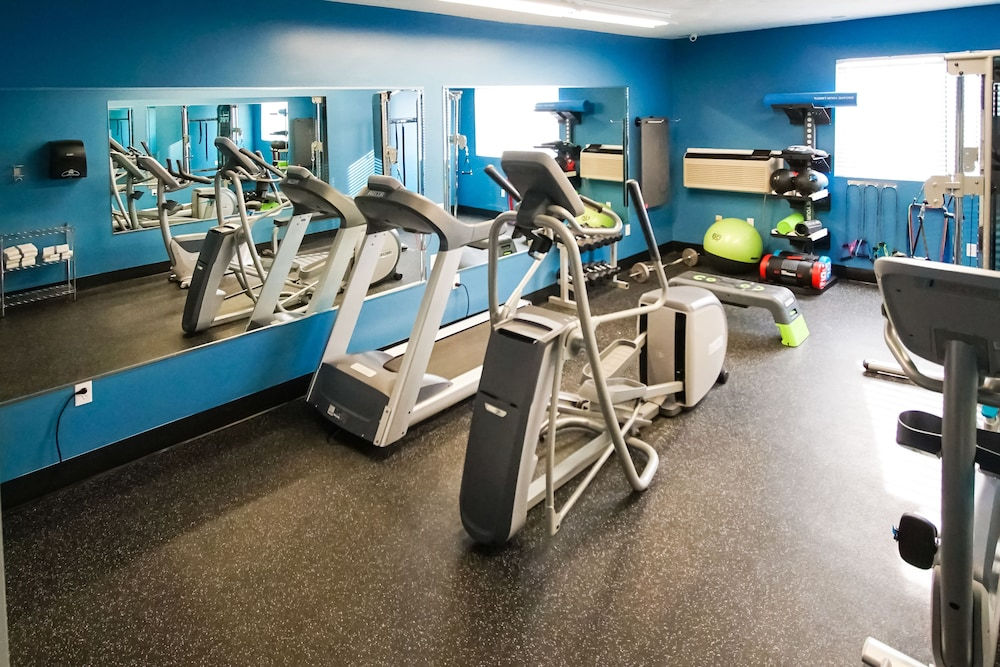 Fitness Facility, Riverview Resort, a VRI resort