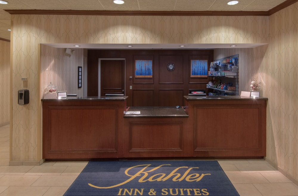 Reception, Kahler Inn and Suites - Mayo Clinic Area