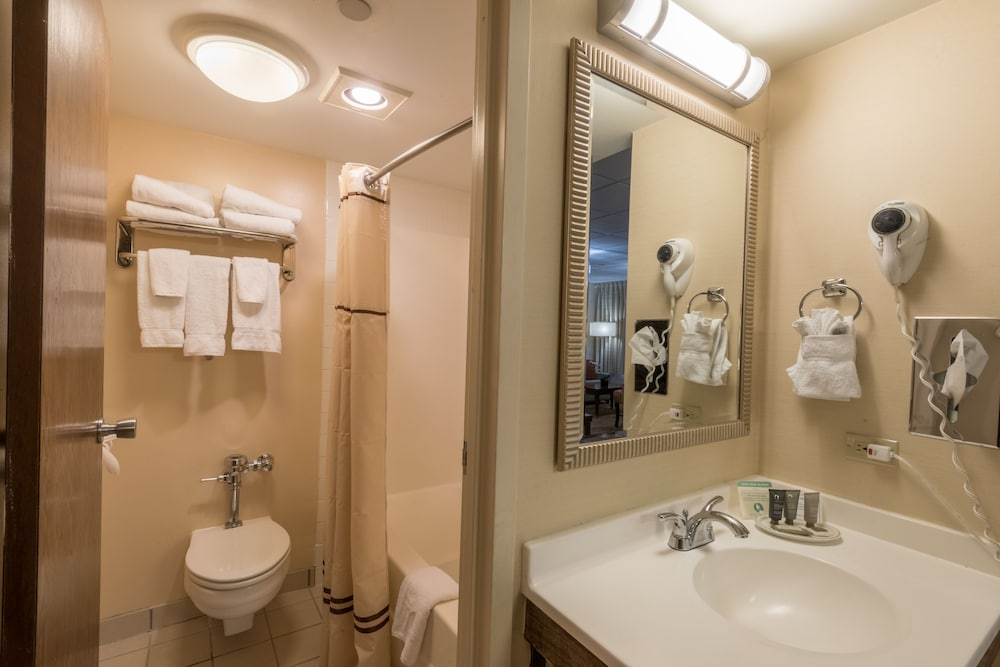 Bathroom, Kahler Inn and Suites - Mayo Clinic Area
