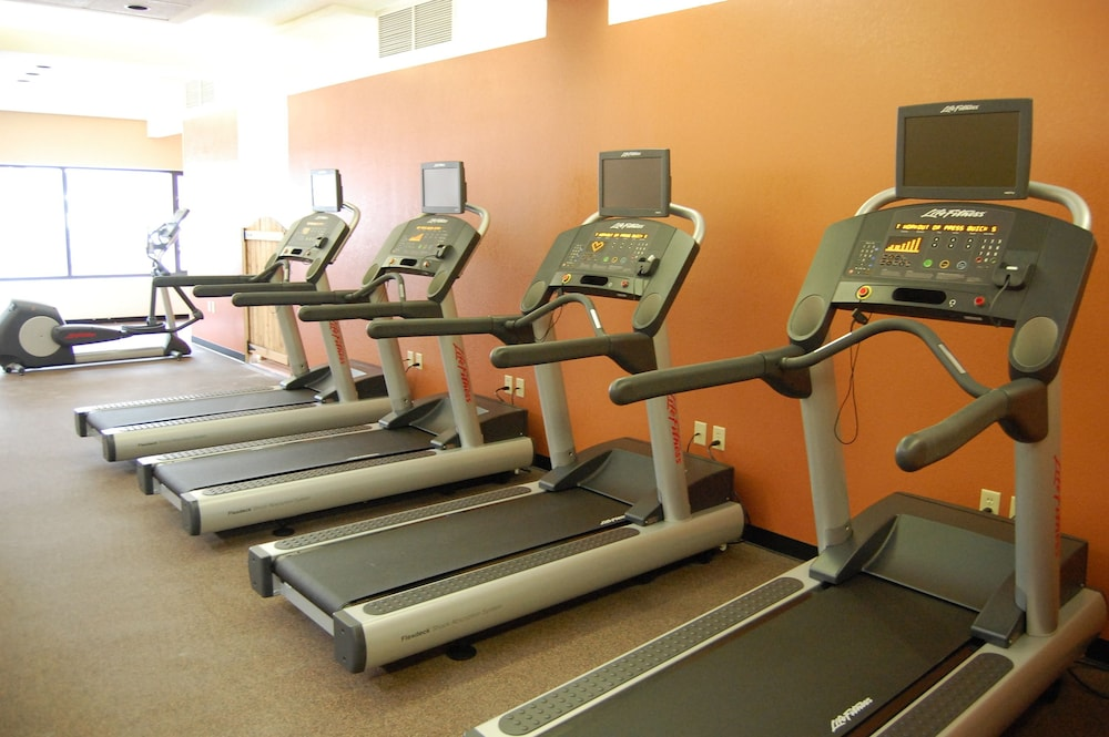 Gym, Kahler Inn and Suites - Mayo Clinic Area