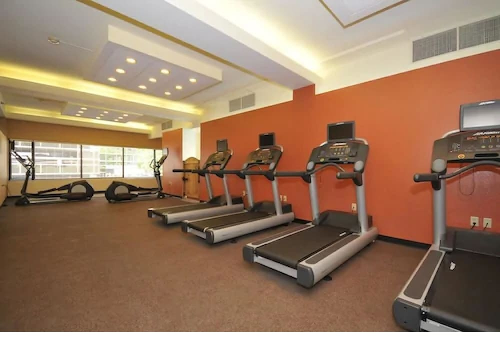 Fitness Facility, Kahler Inn and Suites - Mayo Clinic Area
