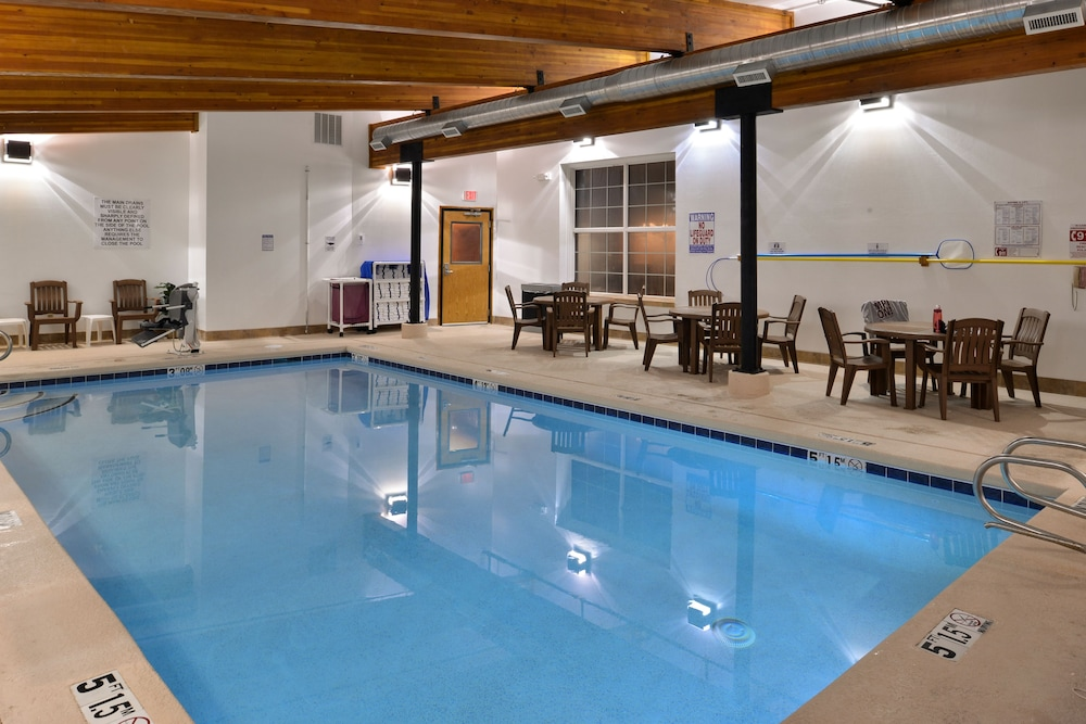 Indoor Pool, Stage Coach Inn