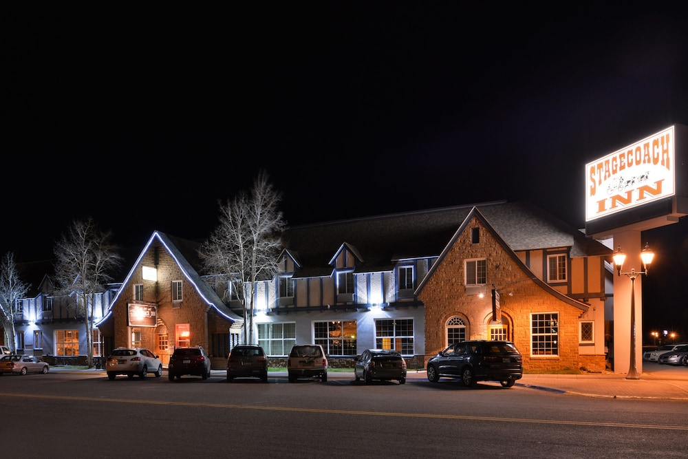 Front of Property - Evening/Night, Stage Coach Inn