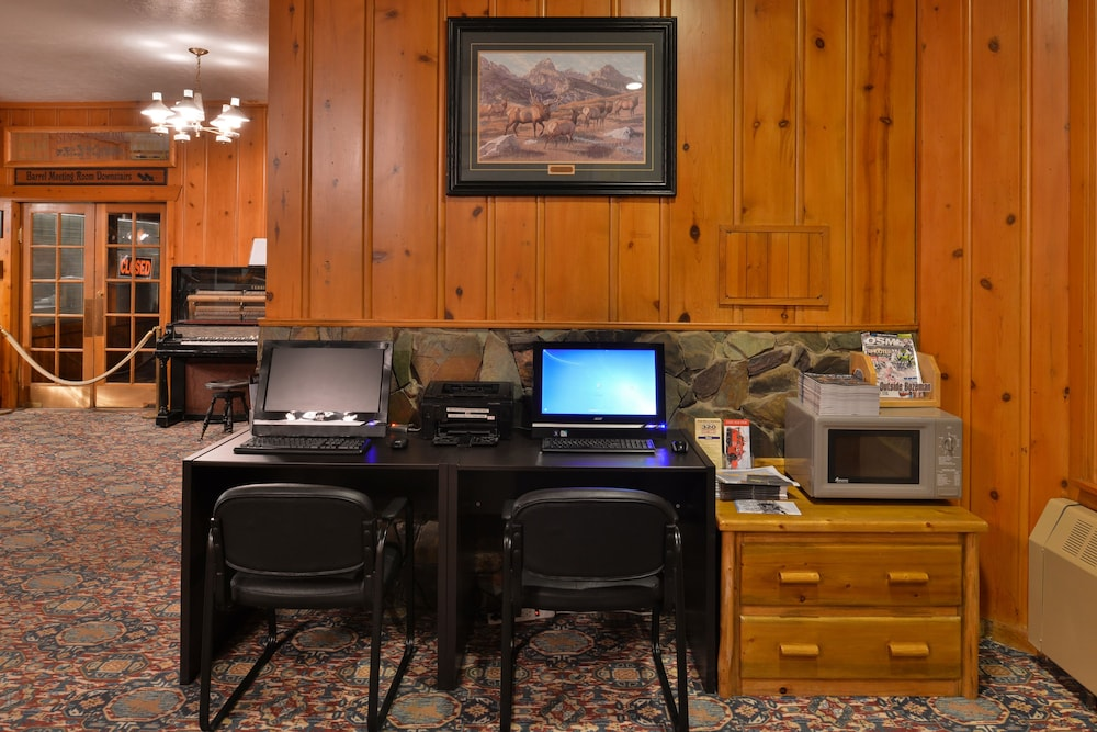Business Center, Stage Coach Inn