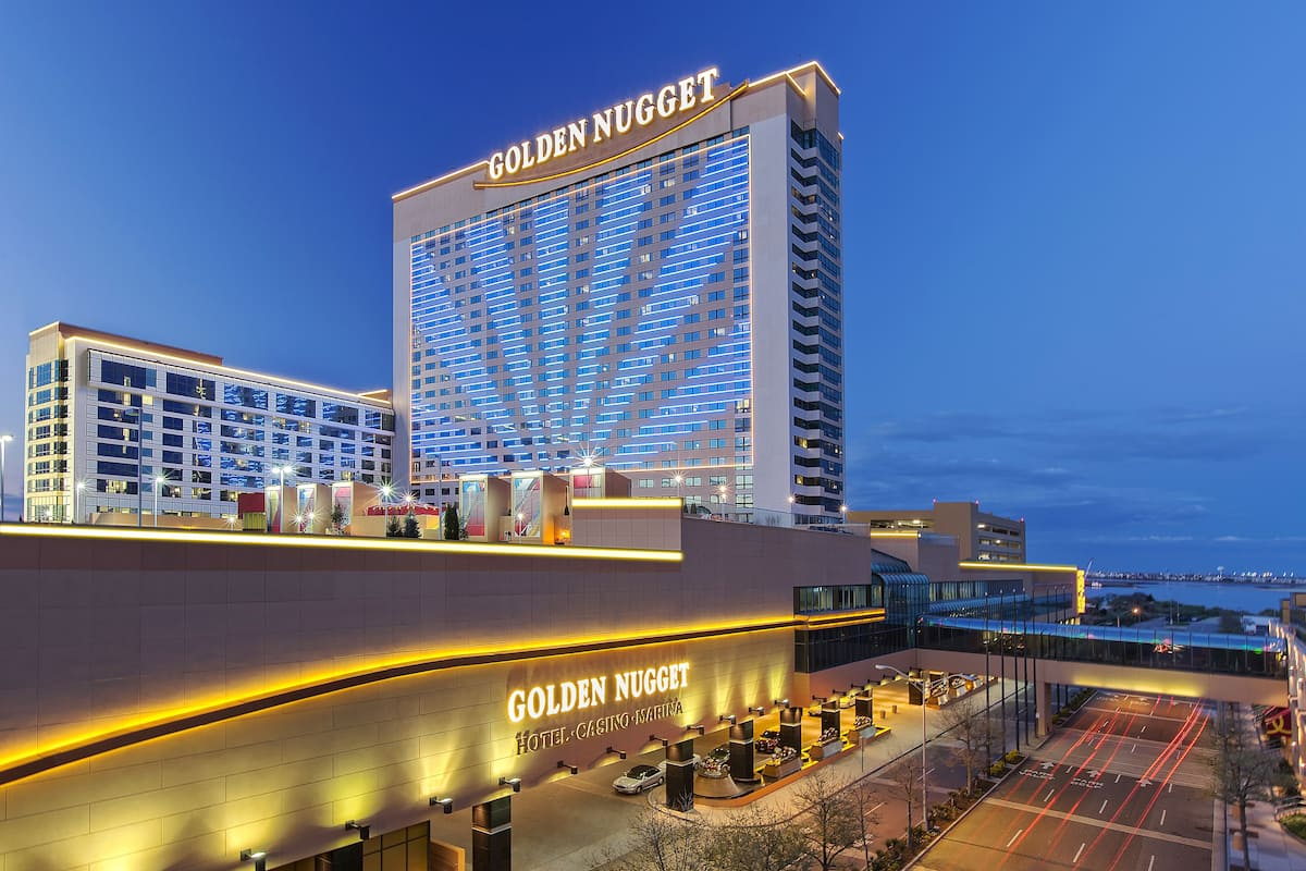 Golden Nugget In Atlantic City Nj Expedia