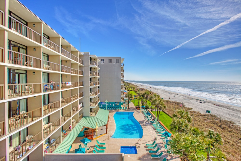 North Shore Oceanfront Resort Hotel, Myrtle Beach: Room ...
