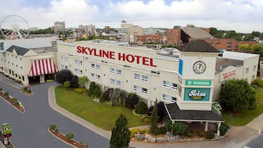 Skyline Hotel & Waterpark