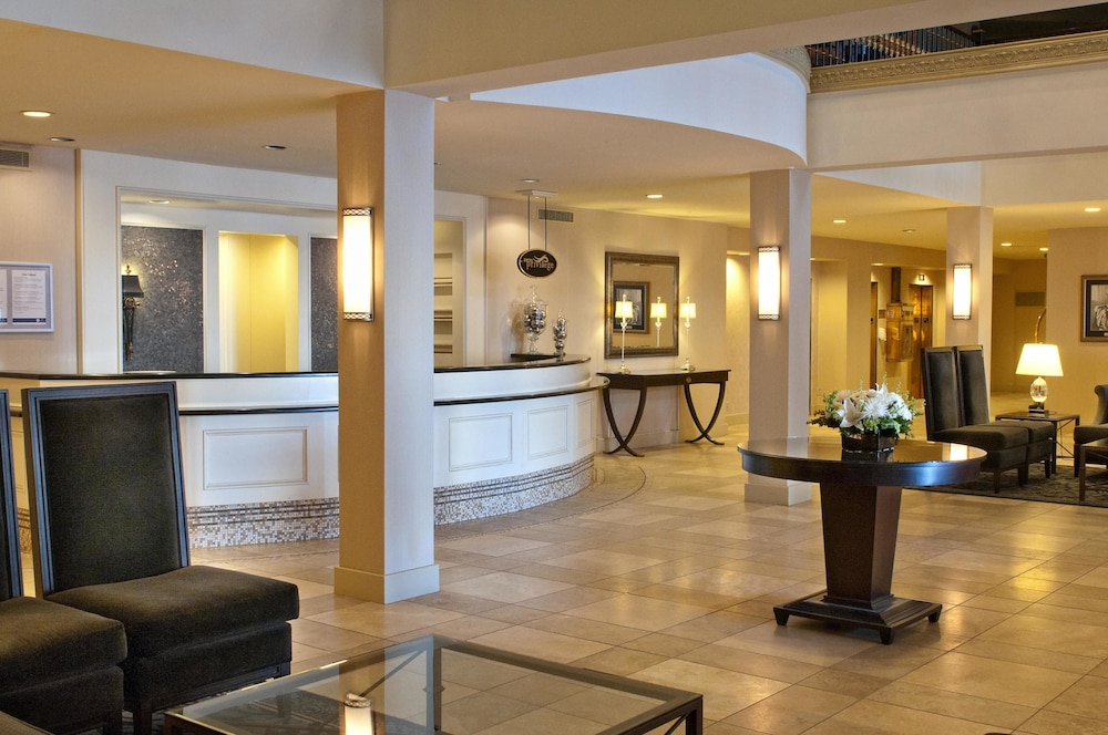 Reception, Delta Hotels by Marriott Bessborough