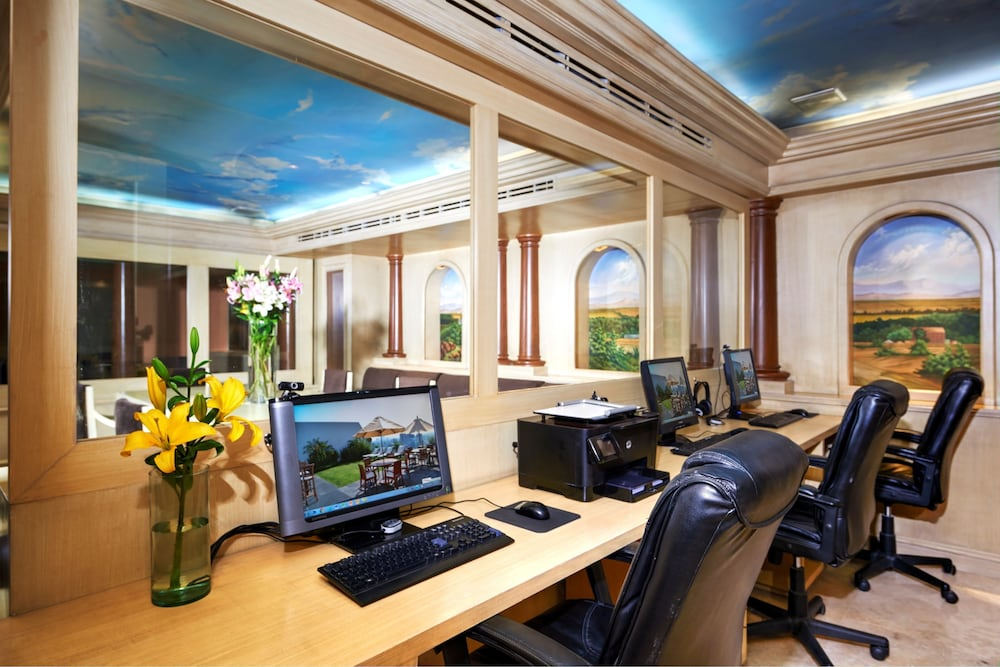 Business Center, Hotel Royal Reforma