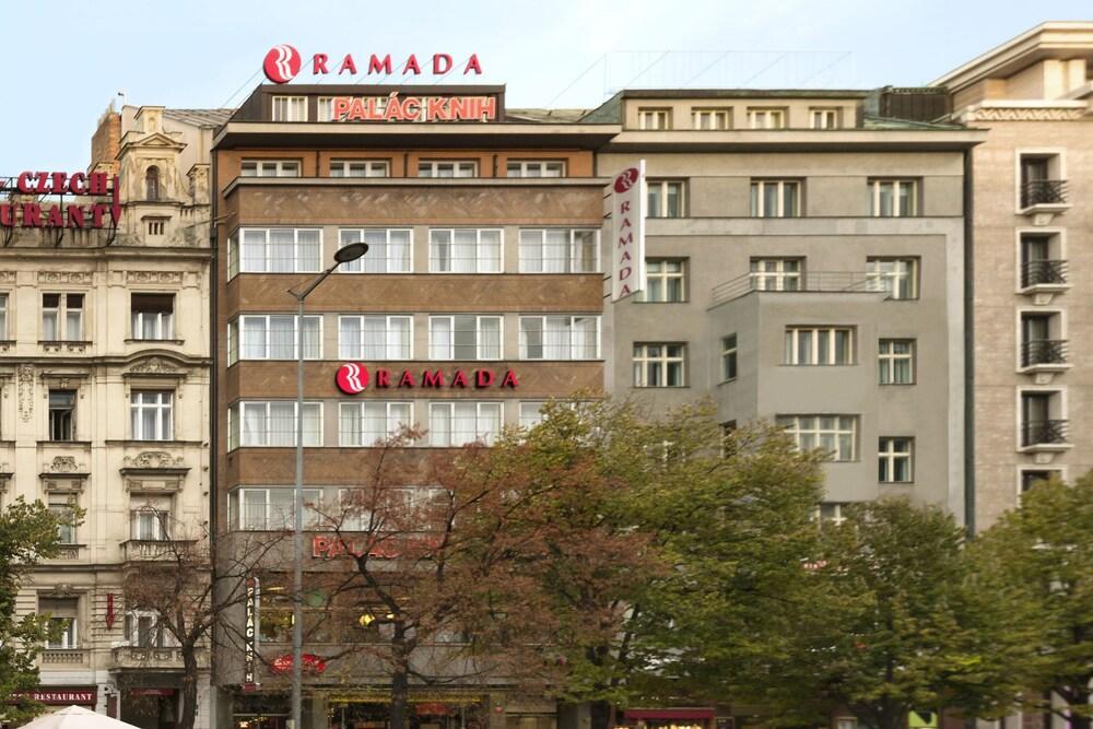 Book ramada prague city centre prague hotel deals for Prague city hotel